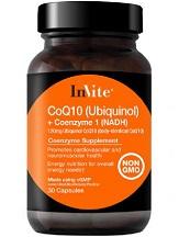 Invite Health CoQ10 Ubiquinol + Coenzyme 1 NADH Review