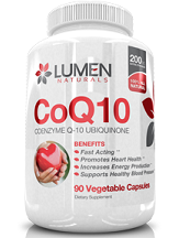 Lumen Naturals CoQ10 Review