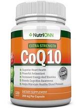 NutriONN Extra Strength CoQ10 Review