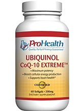 Pro Health Ubiquinol CoQ-10 Extreme Review