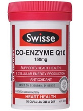 Swisse Ultiboost Co-Enzyme Q10 Review