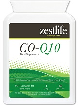 Zestlife CoEnzyme Q10 Review